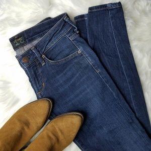 Agolde | Chloé dark wash skinny jeans